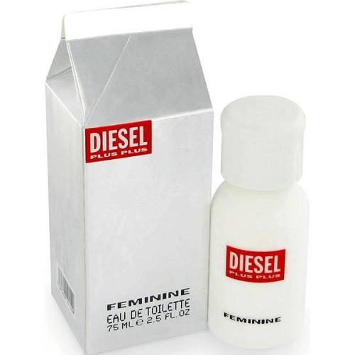 Diesel Plus Plus by Diesel 2.5 oz EDT for women