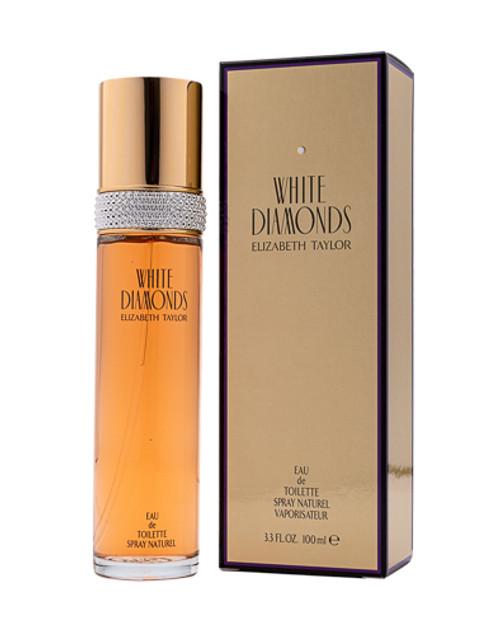 White Diamonds by Elizabeth Taylor 3.3 oz EDT for women