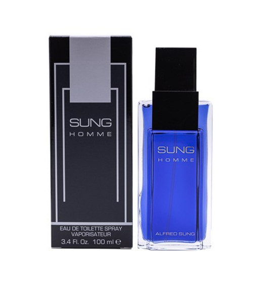Sung Homme by Alfred Sung 3.4 oz EDT for men