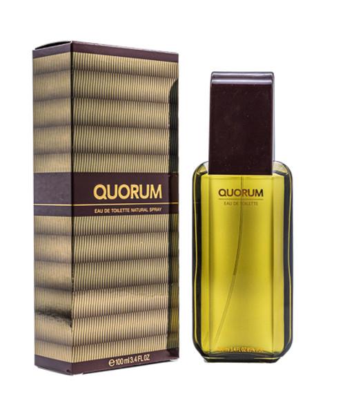 Quorum by Antonio Puig 3.4 oz EDT for men