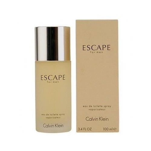 Escape by Calvin Klein 3.4 oz EDT for men