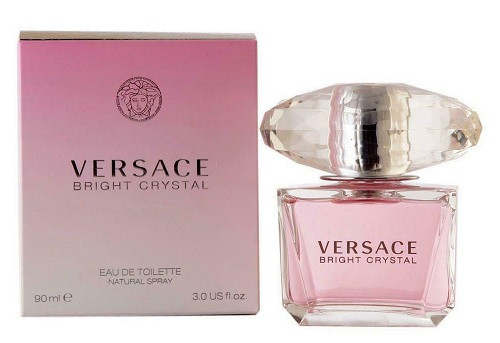 Versace Bright Crystal by Versace 3.0 oz EDT for women