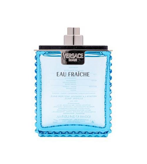 Versace Man Eau Fraiche by Versace 3.4 oz EDT for men Tester