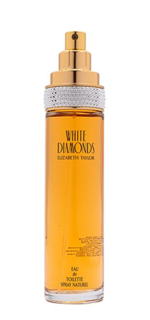 White Diamonds by Elizabeth Taylor 3.3 oz EDT for women Tester