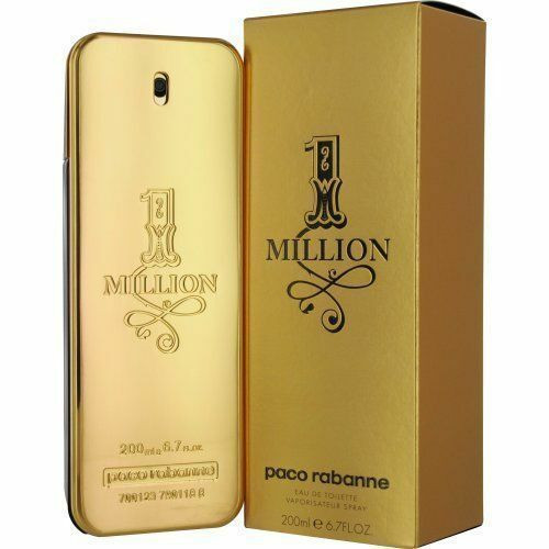 1 Million by Paco Rabanne 6.8 oz EDT for men
