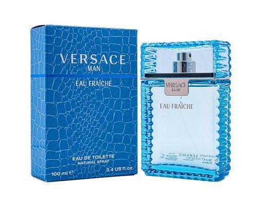 Versace Man Eau Fraiche by Versace 3.4 oz EDT for men