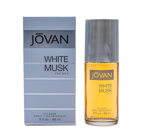 Jovan White Musk by Jovan 3 oz Cologne Spray for men