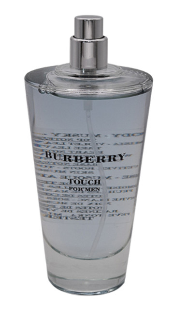 Burberry Touch by Burberry 3.4 oz EDT for men Tester