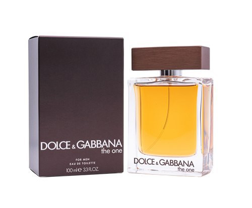 The One by Dolce & Gabbana 3.4 oz EDT for men