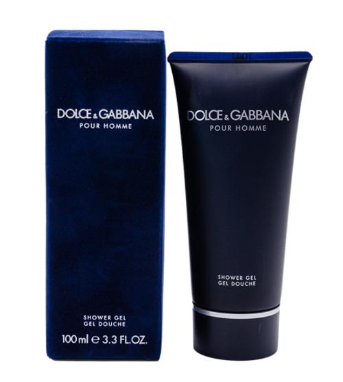 Dolce & Gabbana Pour Homme by Dolce & Gabbana 3.3 oz Shower Gel for men