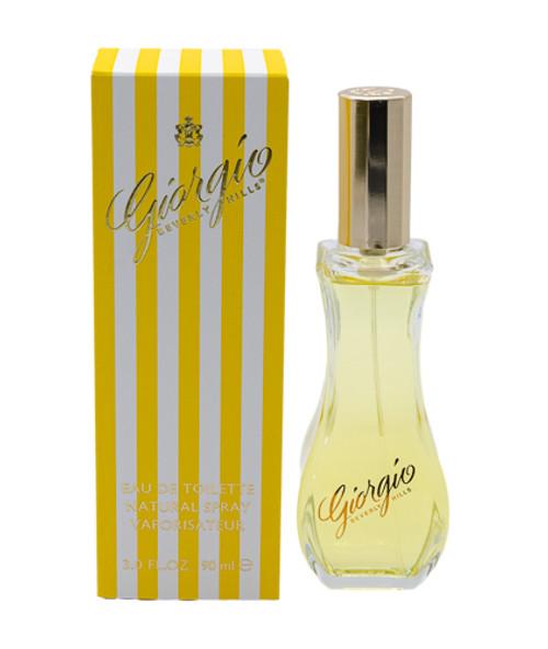 Giorgio by Giorgio Beverly Hills 3.0 oz EDT for women