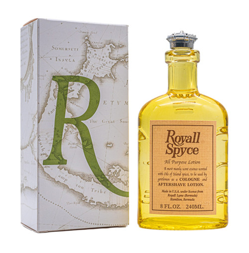 Royall Spyce by Royall Fragrances 8 oz Aftershave Lotion Cologne for men