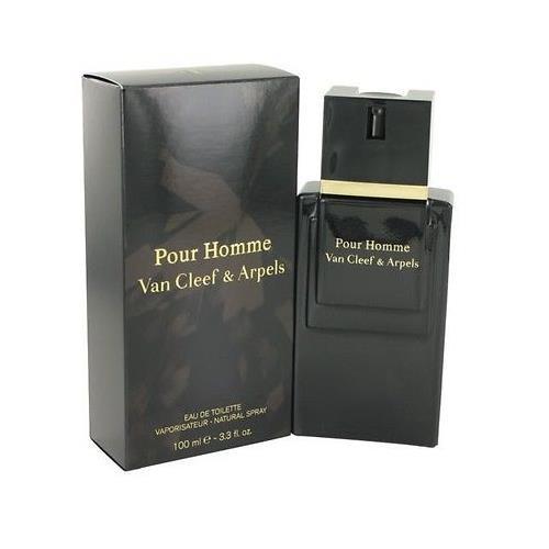 Van Cleef Pour Homme by Van Cleef & Arpels 3.3 oz EDT for men