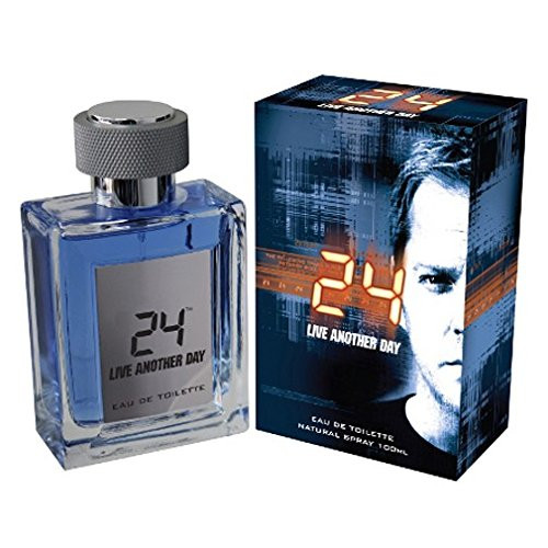24 Live Another Day by ScentStory 3.4 oz EDT for men
