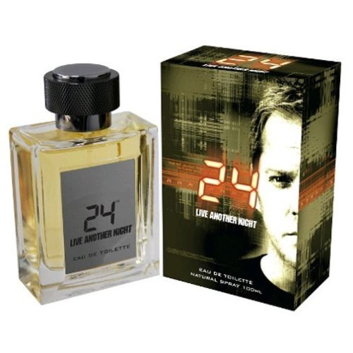24 Live Another Night by ScentStory 3.4 oz EDT for men