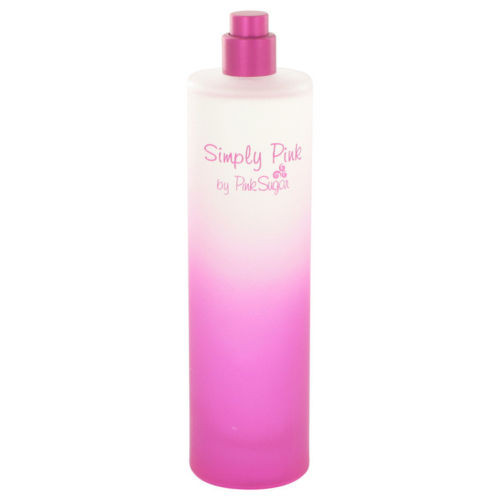 Simply Pink by Pink Sugar 3.4 oz EDT for women Tester