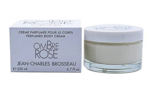 Ombre Rose by Jean Charles Brosseau 6.7 oz Body Cream for women