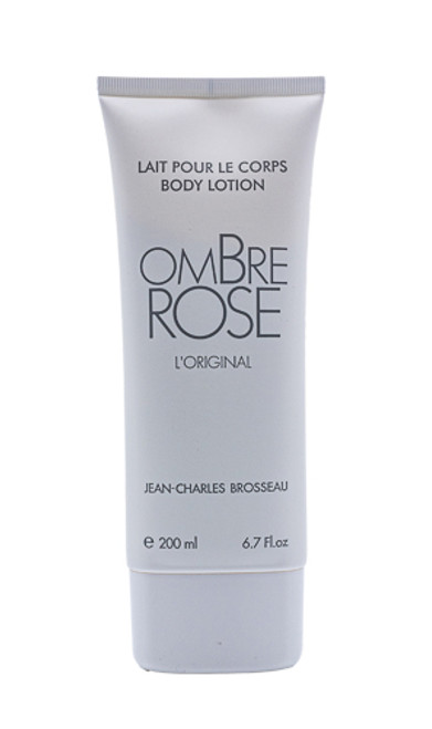 Ombre Rose by Jean Charles Brosseau 6.7 oz Body Lotion for women