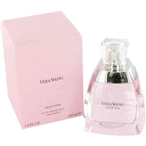 Vera Wang Truly Pink by Vera Wang 3.4 oz EDP for women