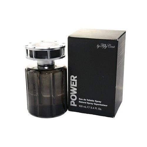 Power by Fifty Cent 3.4 oz EDT for men