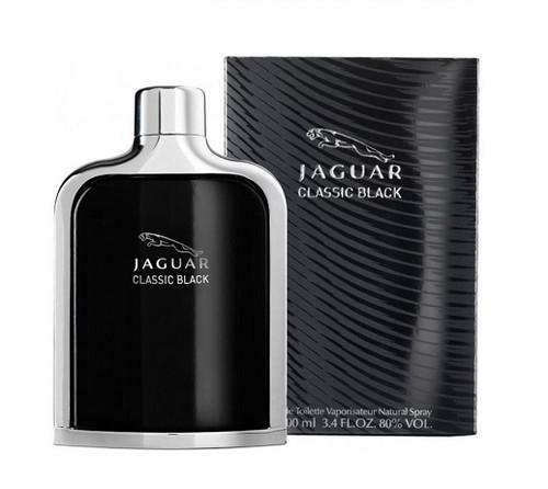 Jaguar Classic Black by Jaguar 3.4 oz EDT for men