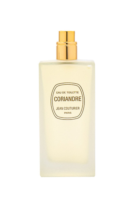 Coriandre by Jean Couturier 3.3 oz EDT for women Tester