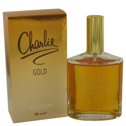 Charlie Gold by Revlon 3.4 oz Eau Fraiche for women