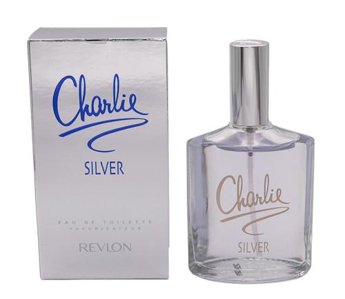 Charlie Silver by Revlon 3.4 oz EDT for women
