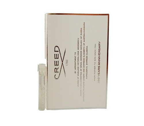 Creed Silver Mountain Water by Creed EDP Vial On Card for men