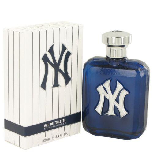 New York Yankees by New York Yankees 3.4 oz EDT for men