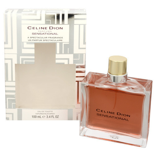 Celine Dion Sensational by Celine Dion 3.4 oz EDT for women