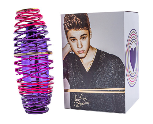 Justin Bieber Girlfriend by Justin Bieber 3.4 oz EDP for women