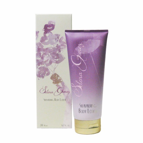 Selena Gomez by Selena Gomez 6.7 oz Shimmering Body Lotion for women