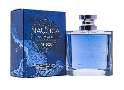 Nautica Voyage N-83 by Nautica 3.4 oz EDT for men
