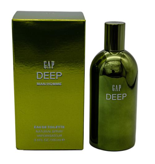 Gap Deep by Gap 3.4 oz EDT for men