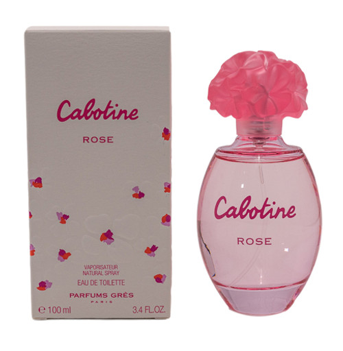 Cabotine Rose by Parfums Gres 3.4 oz EDT for women