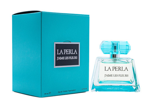 La Perla J'aime Les Fleurs by La Perla 3.3 oz EDT for Women