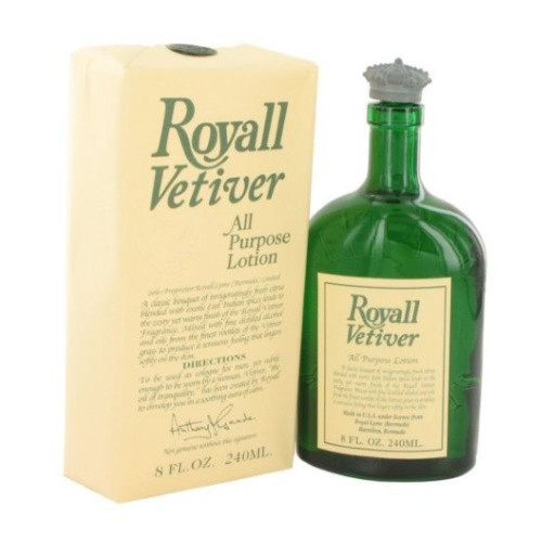 Royall Vetiver by Royall Fragrances 8.0 oz All Purpose Lotion Cologne for men