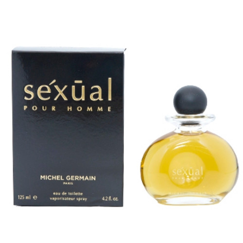 Sexual Pour Homme by Michel Germain 4.2 oz EDT for men
