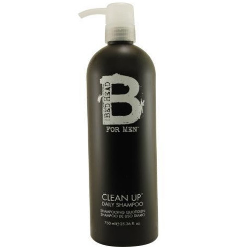 Bed Head for Men by Tigi Clean Up Daily Shampoo 25.36 oz