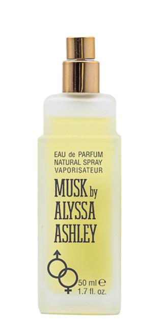 Alyssa Ashley Musk by Alyssa Ashley 1.7 oz EDT for women Tester