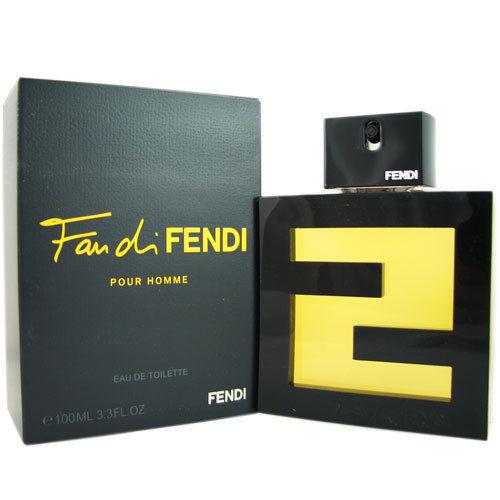 Fan Di Fendi Pour Homme by Fendi 3.3 oz EDT for men