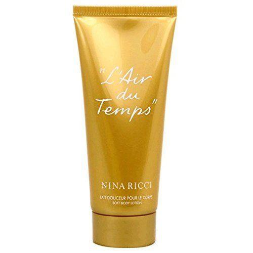L'Air du Temps by Nina Ricci 3.4 oz Soft Body Lotion for women