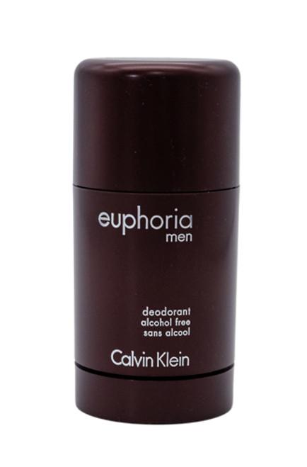 Euphoria by Calvin Klein 2.6 oz Deodorant Stick for men