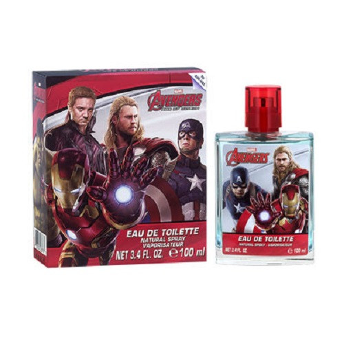 Avengers Age of Ultron by Marvel Comics 3.4 oz EDT for Men and Women