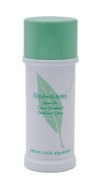 Green Tea by Elizabeth Arden 1.5 oz Cream Deodorant for women