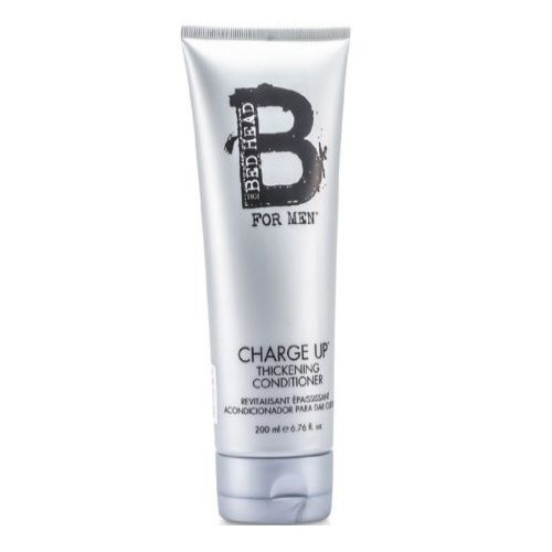Bed Head for Men by Tigi Charge Up Thickening Shampoo 8.45 oz