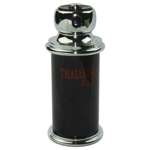 Thallium Black by Yves De Sistelle 3.4 oz EDT for men Tester