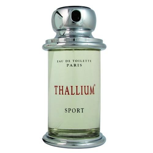 Thallium Sport by Yves De Sistelle 3.4 oz EDT for men Tester