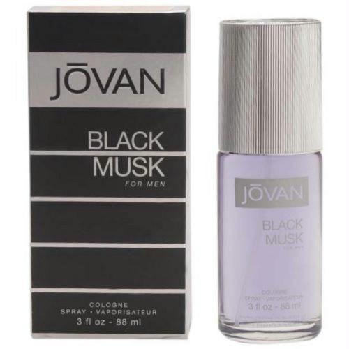 Jovan Black Musk by Jovan 3.0 oz Cologne Spray for men